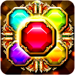 Diamond Crush - Jewel Blasting Jewels Link Mania Icon