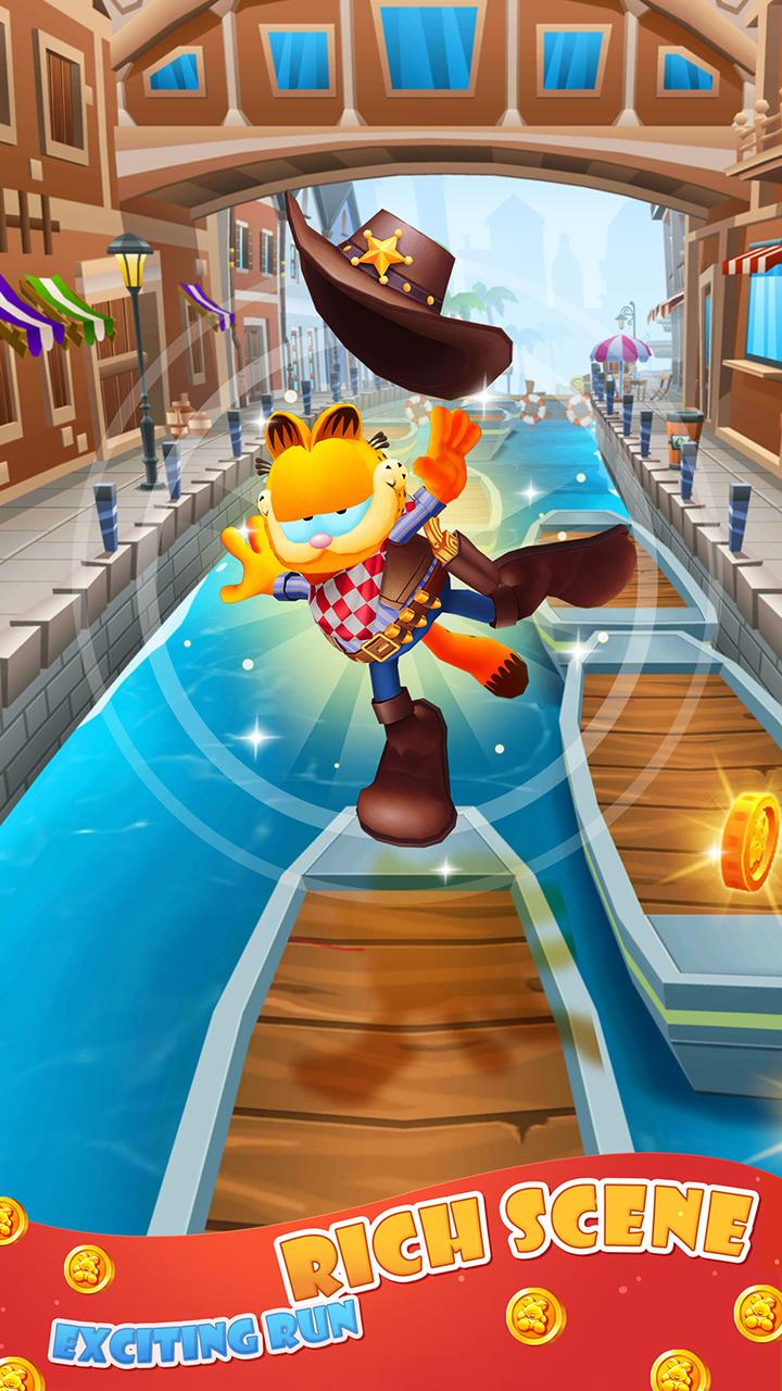 Garfield™ Rush Screenshot 16