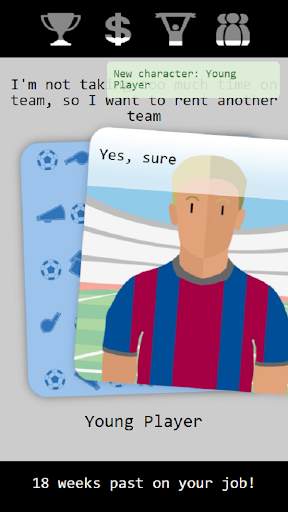 MoS: Top Football Manager 2019 - Choices reigns! 1.4.04 screenshots 2