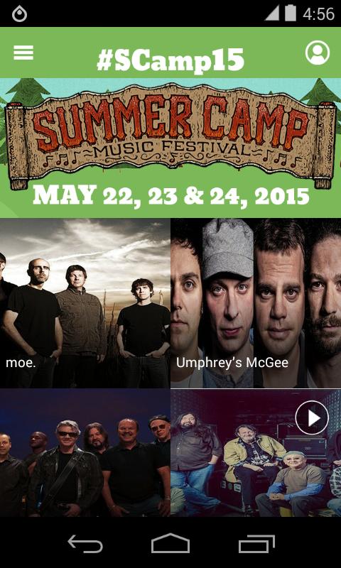 Summer Camp Music Festival - screenshot