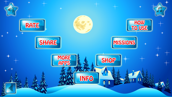 Christmas Santa Flight - náhled