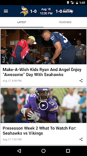 Seattle Seahawks Mobile 3