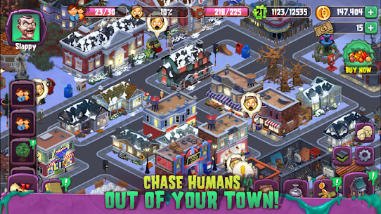 Goosebumps HorrorTown – The Scariest Monster City!  Apk Download For Android and Iphone 5