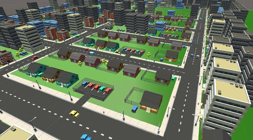 市救护车3D