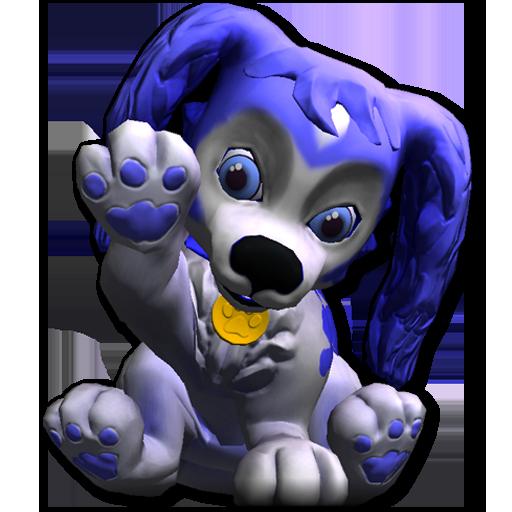 PUPPY: adventure with friend cute dog, virtual pet