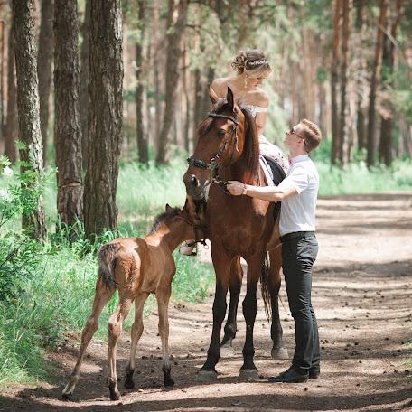 Wedding photographer Artem Aristarkhov (astema1). Photo of 13.06.2016