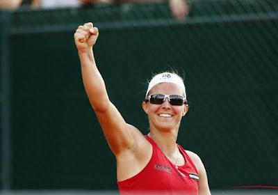Kirsten Flipkens verrast 24ste reekshoofd Vandeweghe op US Open