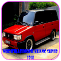 Kijang Super 2018 Car Modification icon