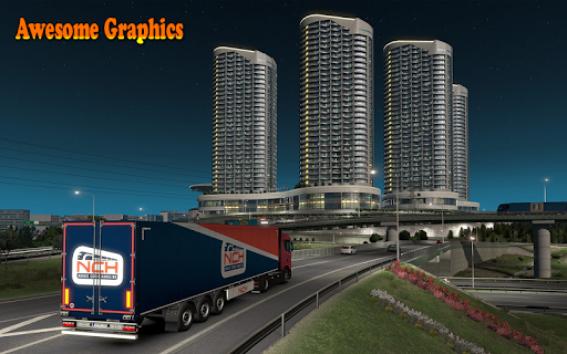 US Heavy Grand Truck Cargo 3D Driver 1.0 screenshots 14