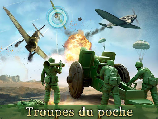 Army Men Strike  captures d'écran 3