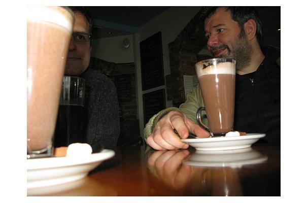 Brandied Hot Chocolate Recipe