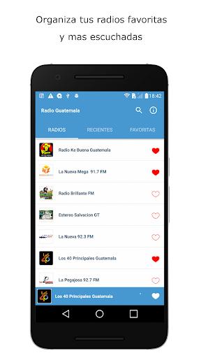 Radio Guatemala - AM/FM 1.0 screenshots 2
