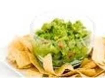 Simple Guacomole Dip