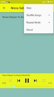 Ya Asyiqol Versi Nissa Sabyan Mp3 for PC-Windows 7,8,10 and