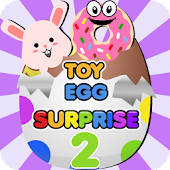 Toy Egg Surprise 2
