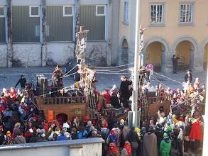 Photo: Pirate attack in Konstanz