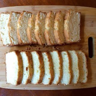 Poundcake Without Shortening Recipes.