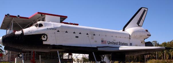 Photo: Space Shuttle