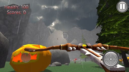 Crossbow Witch Shooting 3D