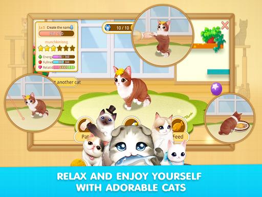 LINE Cat Cafu00e9 modavailable screenshots 7