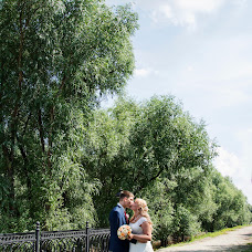 Wedding photographer Kseniya Sergeevna (kseniasergeevna). Photo of 22.08.2017