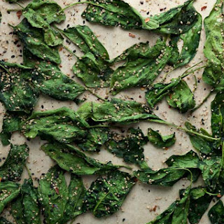 Spinach Chips Recipes