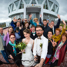Wedding photographer Maksim Ivanickiy (zerlut). Photo of 11.10.2016