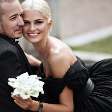 Fotograful de nuntă Aleksandra Aksenteva (SaHaRoZa). Fotografia din 02.04.2016