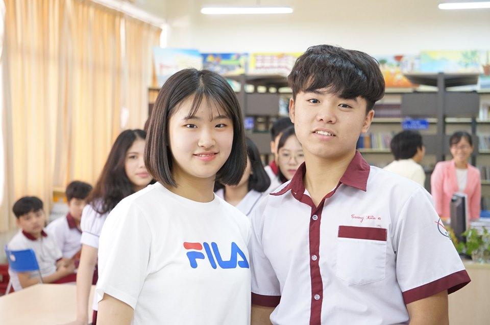 Cho con học trường quốc tế