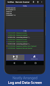 GetBlue Bluetooth Reader, Demo screenshot 0