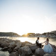 Wedding photographer Sergey Nadulich (minskstyle87). Photo of 13.08.2017