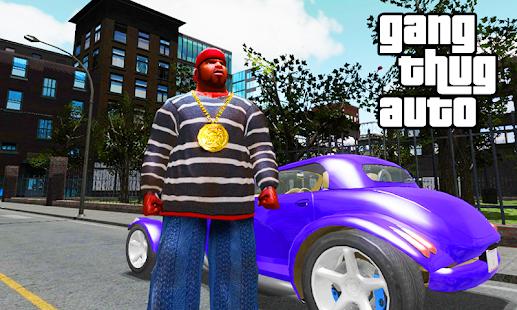 Gang Thug Auto: Miami - náhled