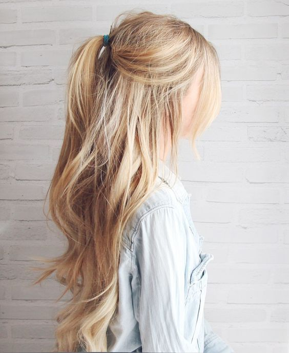 5 Lazy-Day Hairstyles | Her Campus