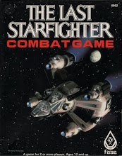 """Photo: FASA Corp made a game based on the movie """"The Last Starfighter"""""""