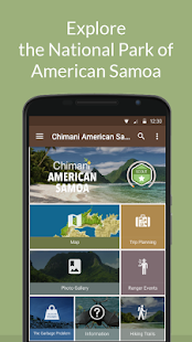 American Samoa NP by Chimani- screenshot thumbnail