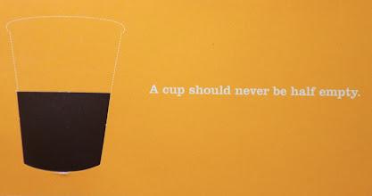 Photo: Optimism...Coffee Thursday style  #coffeethursday