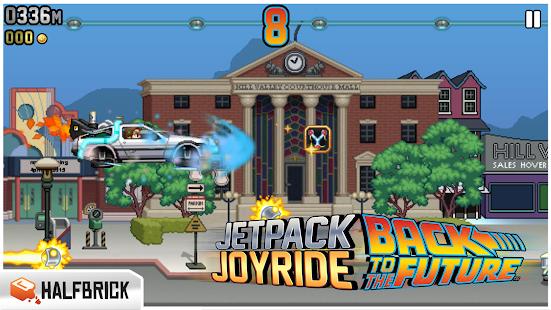 Jetpack Joyride- screenshot thumbnail