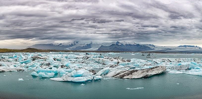 In mezzo al ghiacciaio di franca111