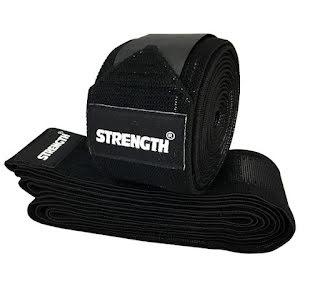 Strength WL Knee Wraps