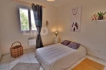 Appartement 3 pièces 53,58 m2