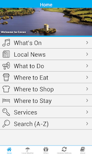 Cavan App- screenshot thumbnail
