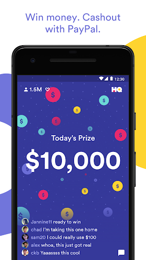 HQ - Trivia & Words screenshots 3
