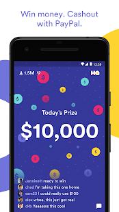 HQ Trivia Screenshot