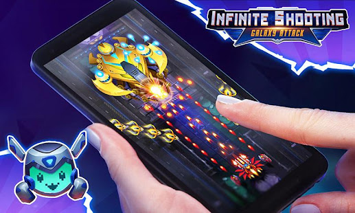 Mod Game Infinity Shooting: Galaxy War for Android