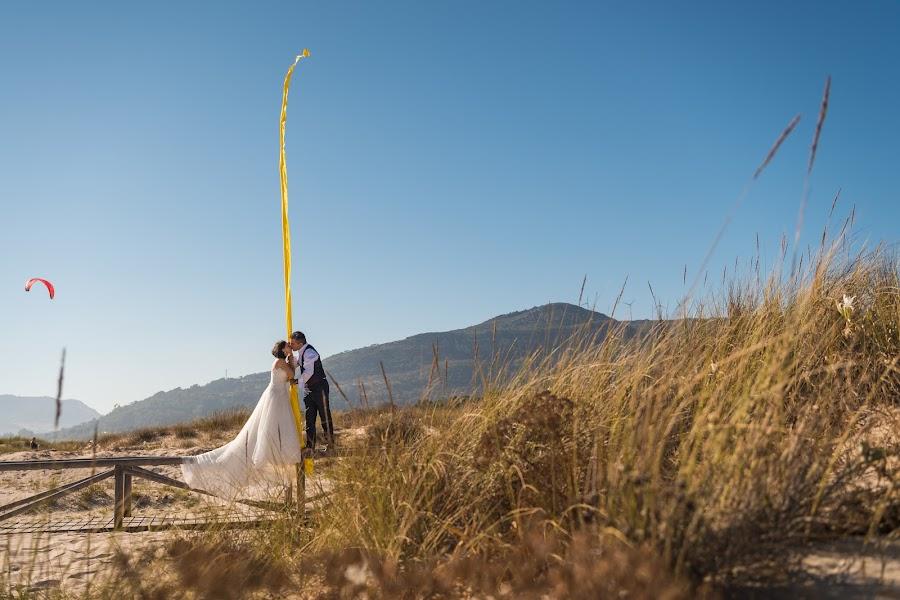 Wedding photographer Eliseo Regidor (EliseoRegidor). Photo of 31.08.2018