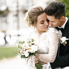 Wedding photographer Oleksandr Kernyakevich (alex94). Photo of 04.10.2018