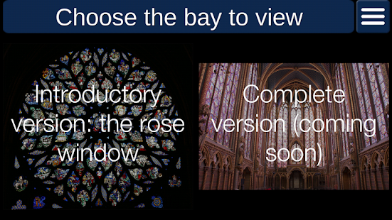 Sainte-Chapelle stained glass- screenshot thumbnail