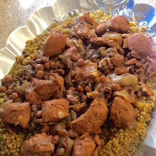 Garbanzo Bean With Couscous Recipes