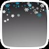 أزرق ثلجي عيد الميلاد موضوع APK