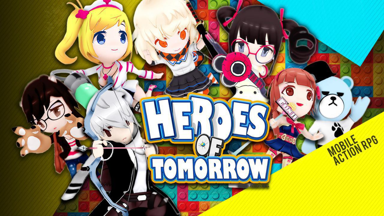 Heroes of Tomorrow- screenshot